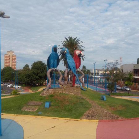 Araras - Foto de Praça das Araras 68a980ebe16d1