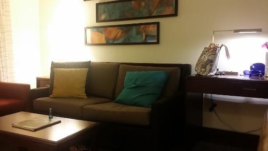 Residence Inn Arlington: Loved this area