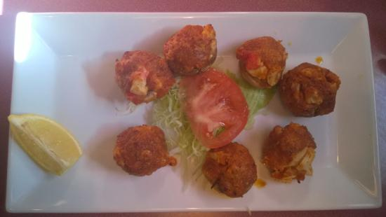 Marco Polo Restaurant Banquets: Stuffed Mushrooms