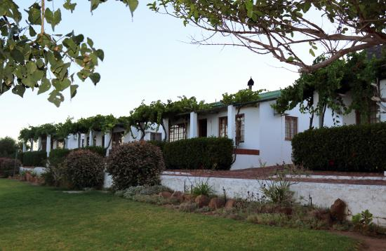 Piketberg, Sudáfrica: All 4 cottages