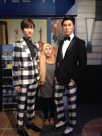tvxq picture of madame tussauds hong kong hong kong tripadvisor rh tripadvisor com
