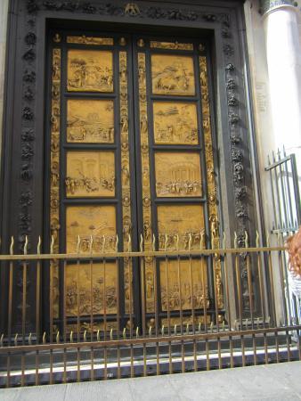 Porta del paradiso baptistery of san giovanni for Porte 12 tripadvisor