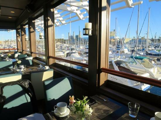 Hotel Restaurant Breakfast Time Picture Of The Portofino Hotel