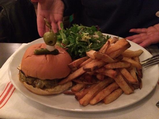 Photo of American Restaurant Kutsher's Tribeca at 186 Franklin St, New York, NY 10013, United States