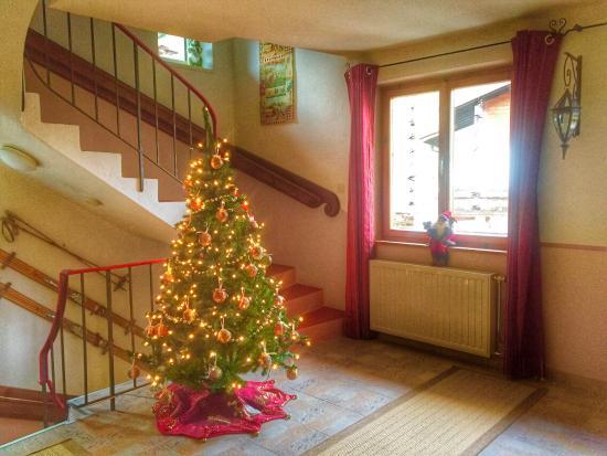 Gastehaus Landhaus Tyrol: Сказка!!!