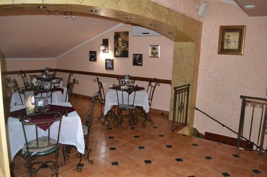 Restaurant Nastriy