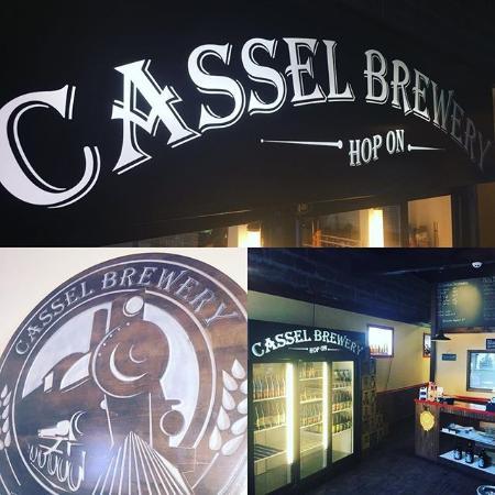 Casselman, Kanada: Brewery's retail store - Magasin de la brasserie
