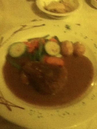 Onix Restaurant: Peppercorn