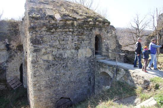 Ujarma Fortress: Церквушка