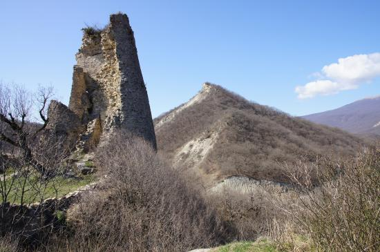 Ujarma Fortress: много нужно восстановить