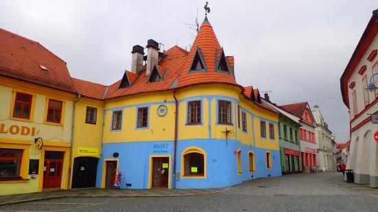 House U Modre Hvezdy