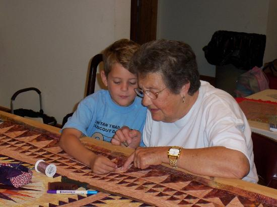 Core Sound Waterfowl Museum & Heritage Center: Core Sound Quilters -- Here every Tuesday