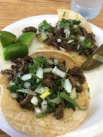 El Taco Loco: Best I've had in NC. Wish they served breakfast.