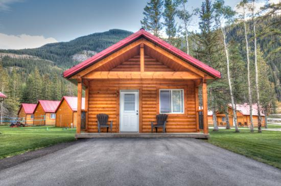 jasper east cabins prices campground reviews jasper national rh tripadvisor com
