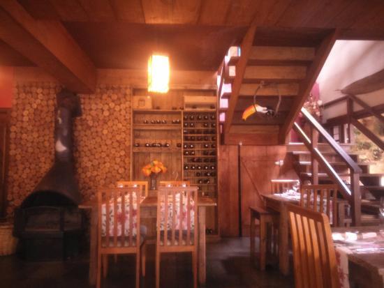 Hotel Continental Canela: Restaurante TUCANO...Puro charme e deliciosa comida!