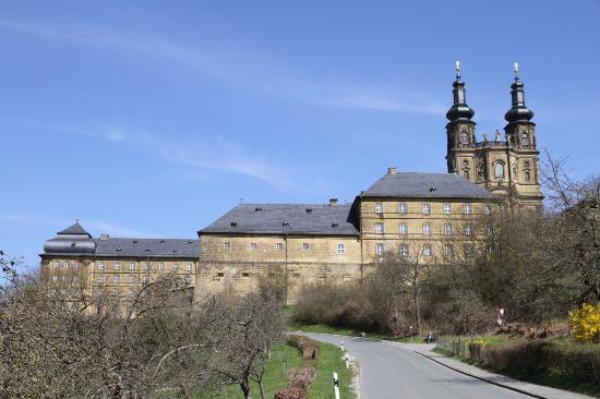 Bad Staffelstein, Germany: Kloster Banz