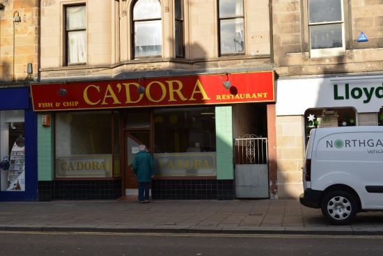 Ca'Dora Chip Shop