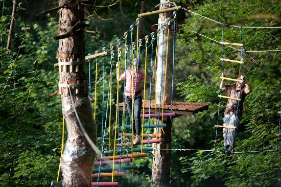 Xtreme Park - Park Linowy