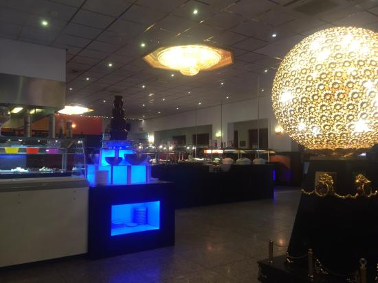 Wokpalace: Great food and the service very good
