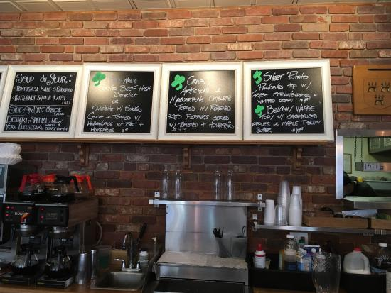 Corner Cafe, Newport - zdjęcie: photo1.jpg - TripAdvisor
