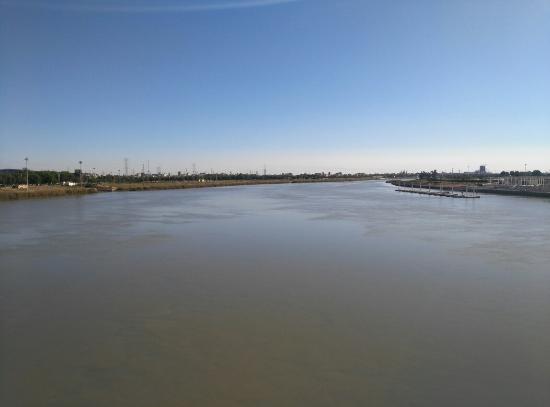 Ahvaz, Iran: Karun River