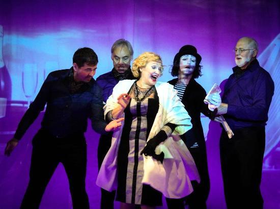 Comedians State Drama Theater: Марлен, рождённая для любви