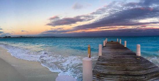 sunset at the beach picture of club med turkoise turks caicos rh tripadvisor in