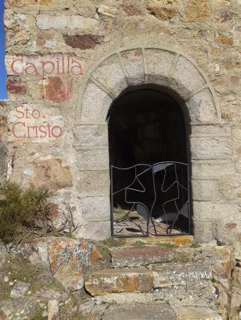 Resultado de imagen de ermita del cristo del santuario de la peña de francia