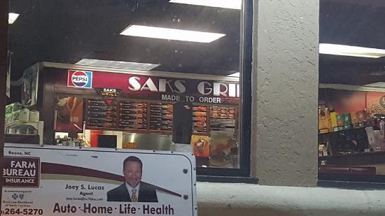 SAKS Grill