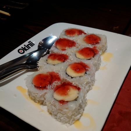 Okinii Sushi Düsseldorf