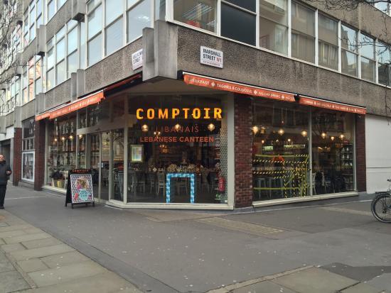 Img 20160404 162827 picture of comptoir - Comptoir restaurant london ...