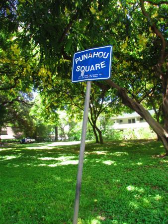 Punahou Square Park