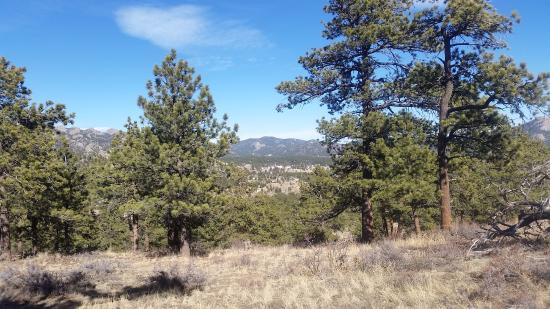 Elkhorn Lodge and Guest Ranch: Trail View