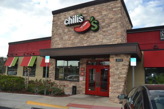 Clean Front Doors and Chili Pepper Door Handles greet you at Chili\'s ...