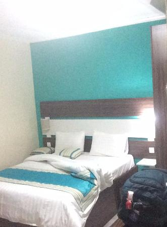 Magharibi Suites: good bed, spotlessly clean