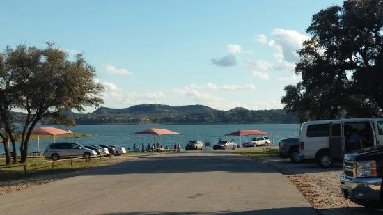 Canyon Lake, เท็กซัส: Jacob's Creek Park
