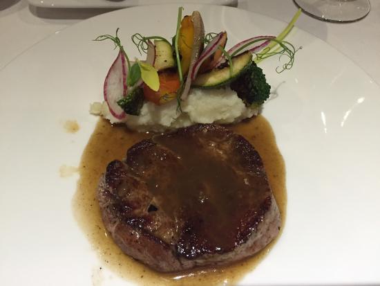 beef tenderloin at generations resort wine kitchen restaurant rh tripadvisor ca