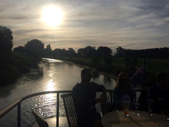 Marlborough's River Queen Foto