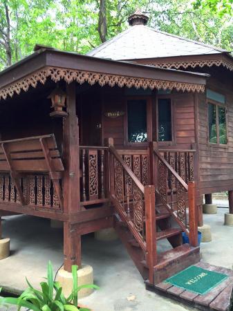 Vongdeuan Resort : Thai villa