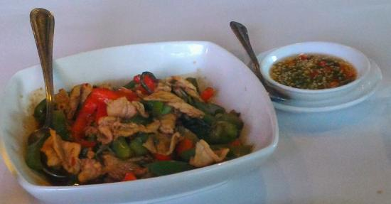 Excellent Thai Food In Willow Glen Review Of Thai Spice Willow Glen