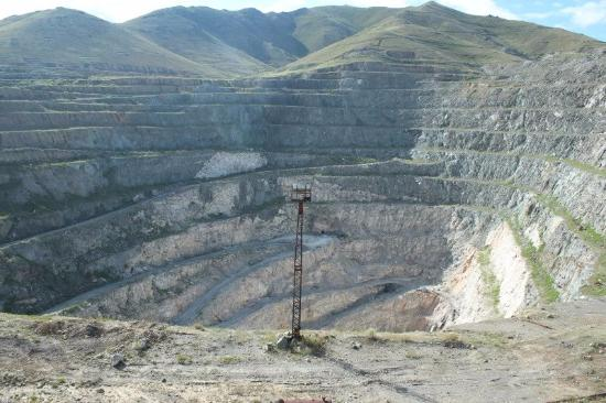 Fuyun County, Chine : 3#矿坑
