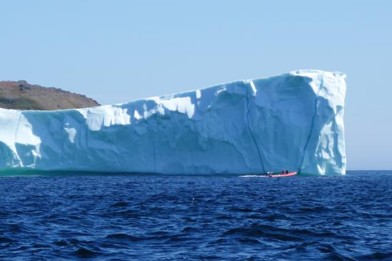 Quirpon Island, Καναδάς: Iceberg Alley is right on our doorstep. Let us take you on an adventure you won't soon forget.