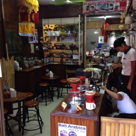 Kopi Coffee Coffee Beans Shop Ubud