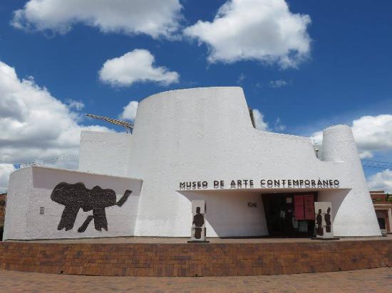Museo de Arte Contemporaneo de Bogota