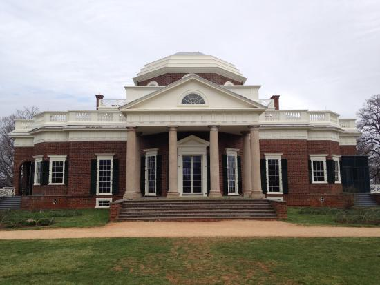 an overview of thomas jeffersons dream home monticello Home → sparknotes → biography study guides → thomas jefferson → summary thomas at monticello, jefferson was thrust back into the at home and abroad.