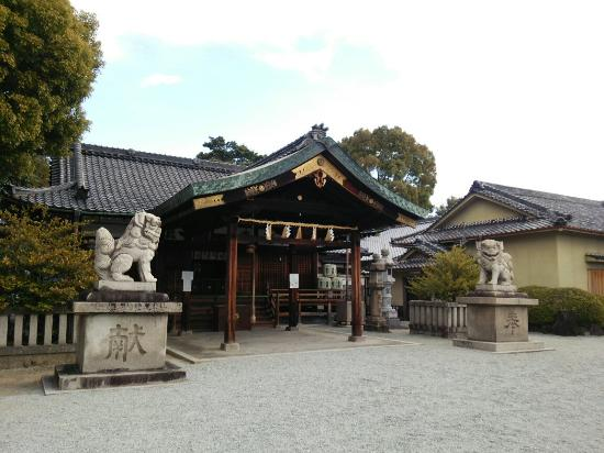 Ten Shrine