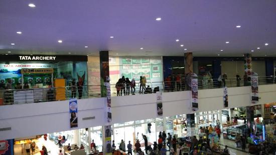 Ponorogo, إندونيسيا: Atrium