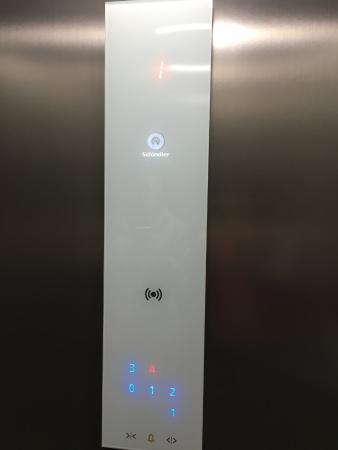 Ibis Styles Amsterdam City: New elevator