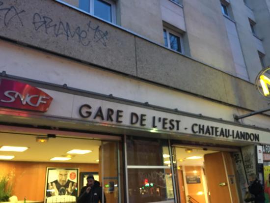 Hotel Ibis Paris Gare De L Est