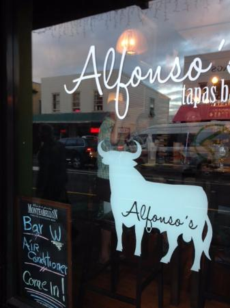 Alfonso's Tapas Bar